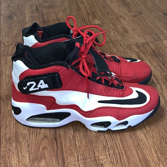 1df0d9559a Nike Shoes | Mens Ken Griffey Jr Max 1 Cincinnati Sz 12 | Poshmark